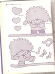 Превью Аппликация с вышивкой для детских вещей. Японский журнал (49) (528x700, 197Kb)
