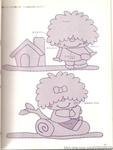 Превью Аппликация с вышивкой для детских вещей. Японский журнал (50) (528x700, 191Kb)