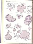 Превью Аппликация с вышивкой для детских вещей. Японский журнал (59) (528x700, 217Kb)