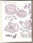 Превью Аппликация с вышивкой для детских вещей. Японский журнал (67) (528x700, 229Kb)