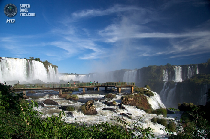 водопады игуасу фото 9 (700x465, 359Kb)