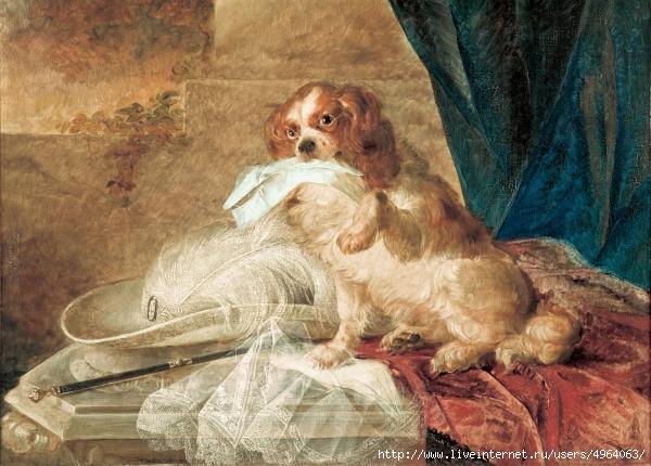 Леди собачка / William Dexter Lady's Pet. Соб