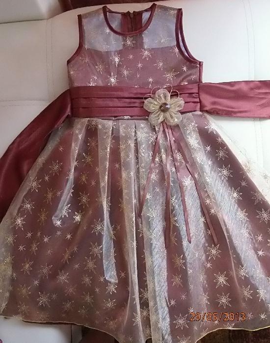 Платье своими руками мк