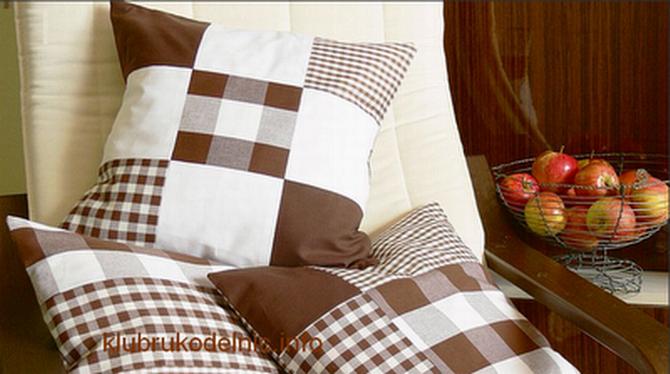 Подушки для диванов своими руками мастер класс