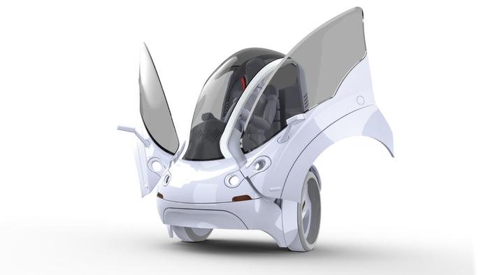 Citi.Transmitter автомобили будущего фото 3 (700x393, 62Kb)
