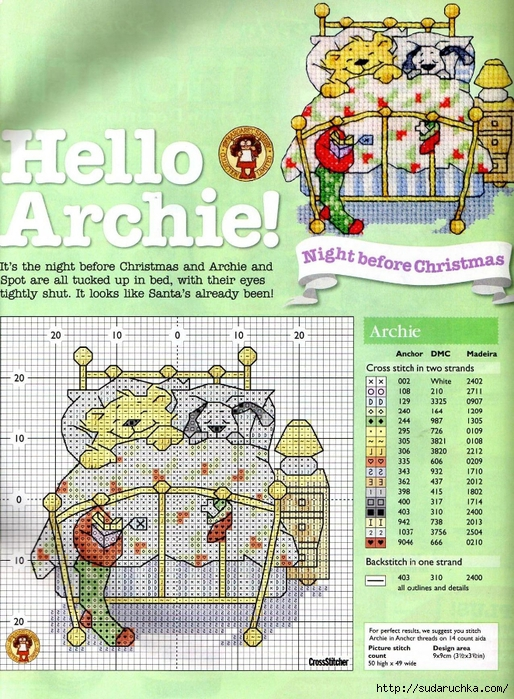 Archie (514x700, 406Kb)