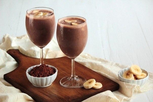 бананово шоколадный коктейль (604x403, 126Kb)