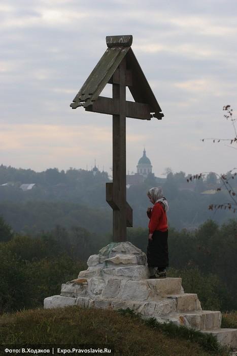 Владимир ХОДАКОВ Кресту твоему ПОКЛОНЯЕМСЯ, Владыко! (467x700, 68Kb)