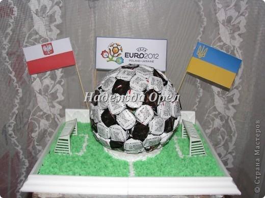 мяч из конфет мастер-класс (15) (520x390, 135Kb)
