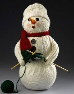 Прикольный снеговик для портнихи) (1) (236x300, 28Kb)