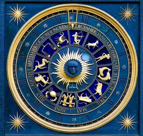 Зодиакальный круг (582x553, 169Kb)