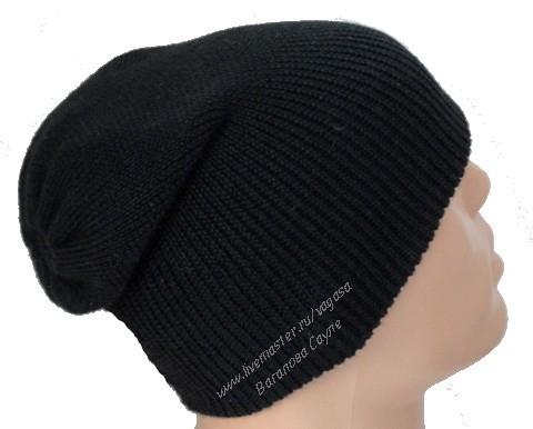 мужская трикотажная шапка  (480x386, 86Kb)