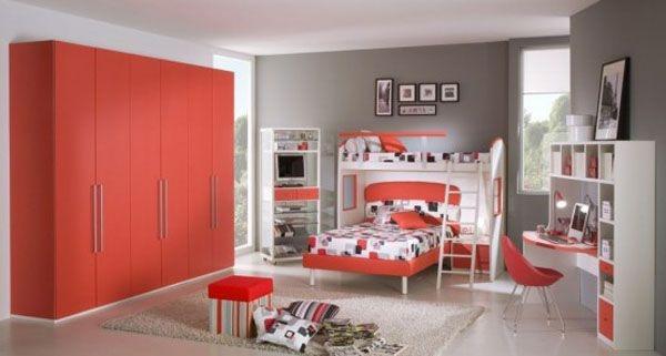 Дизайн интерьера. Комната для девочки-подростка (15) (600x321, 84Kb)