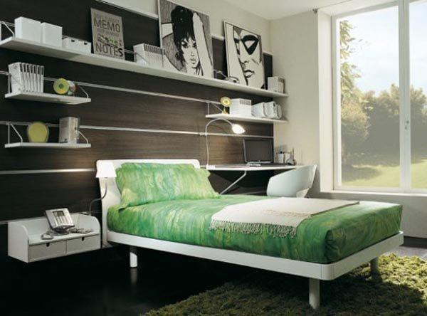 Дизайн интерьера. Комната для девочки-подростка (42) (600x444, 114Kb)