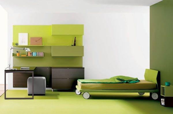 Дизайн интерьера. Комната для девочки-подростка (46) (600x395, 67Kb)