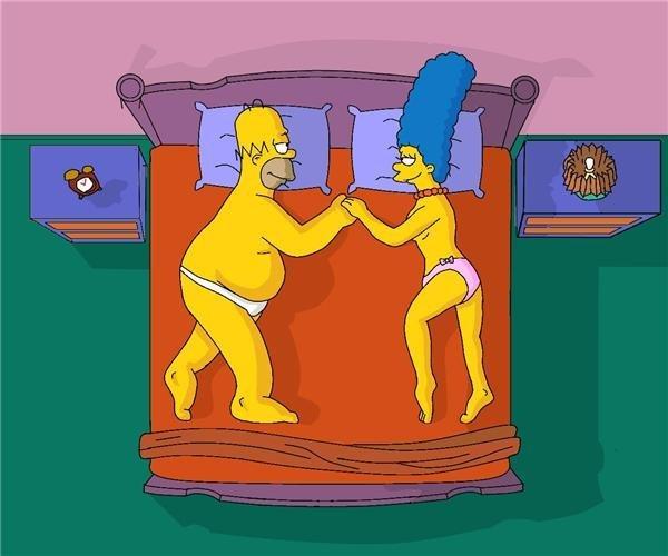 Симпсоны картинки эротика 12 фотография