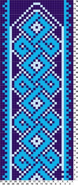 >Схемы вязания для джурабов