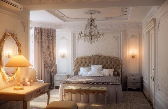 красивый дизайн спальни 7 (700x455, 313Kb)