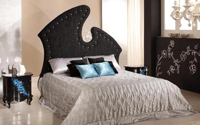 красивый дизайн спальни 8 (700x437, 258Kb)