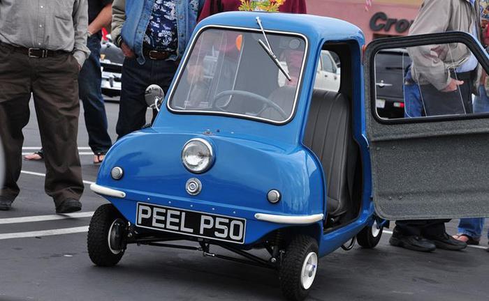 Автокарлик. Самые большие и самые маленькие в мире машин