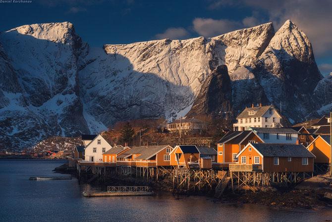 Лофотенские острова норвегия 4 (670x447, 291Kb)