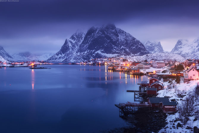 Лофотенские острова норвегия 6 (670x447, 183Kb)
