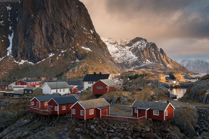 Лофотенские острова норвегия 7 (670x447, 288Kb)