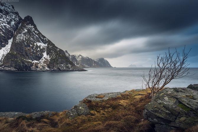 Лофотенские острова норвегия 9 (670x447, 208Kb)