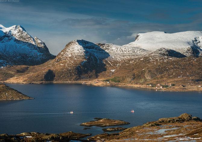 Лофотенские острова норвегия 16 (670x471, 255Kb)