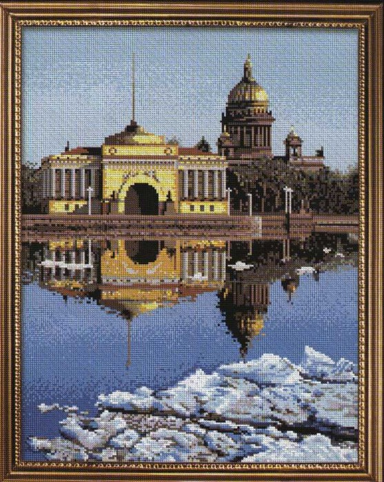 Санкт-Петербурга.(схемы