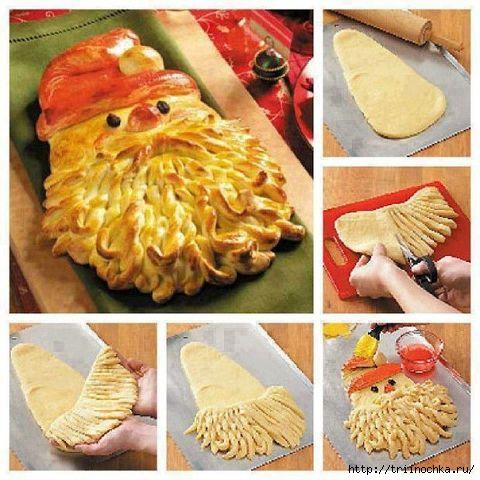 Как украсить блюдо на Новогодний стол! Идеи!