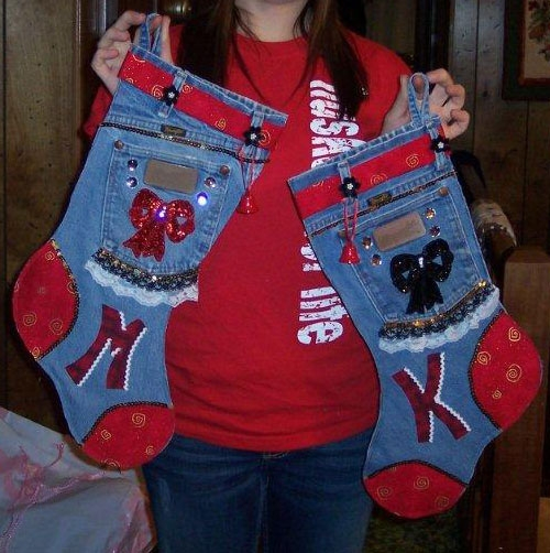 Media de Navidad de viejos pantalones vaqueros (14) (500x502, 187Kb)