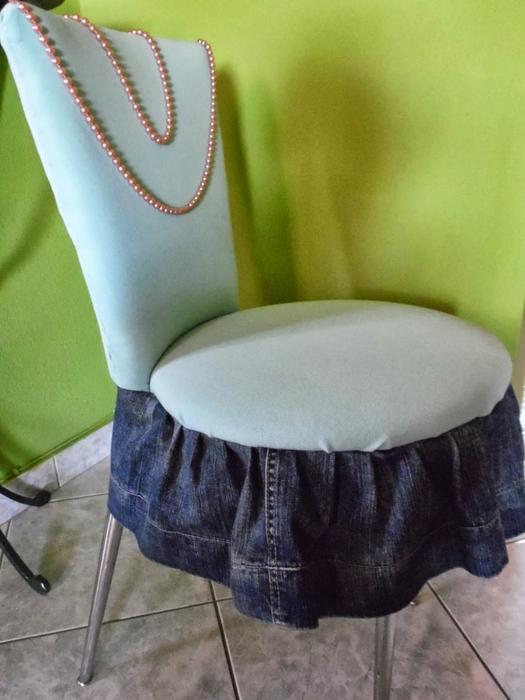 Обновление стульев