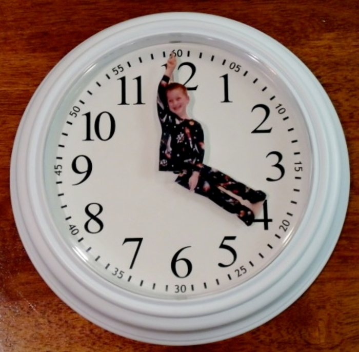 часы с фотографией (10) (700x686, 258Kb)