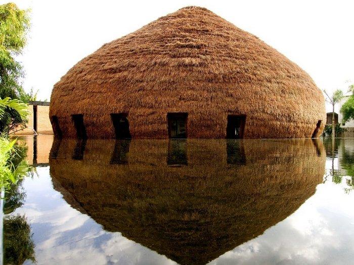 здание из бамбука фото (700x525, 376Kb)