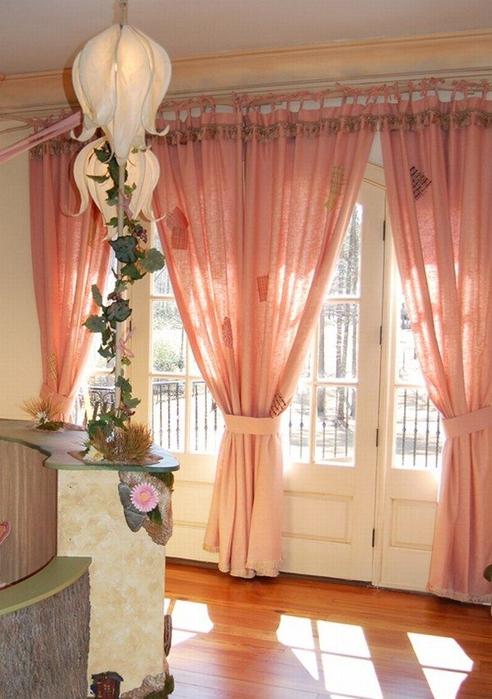 Сказочный дизайн комнаты для маленькой феи) (4) (492x700, 252Kb)