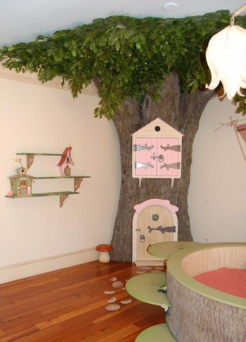 Сказочный дизайн комнаты для маленькой феи) (6) (502x700, 240Kb)