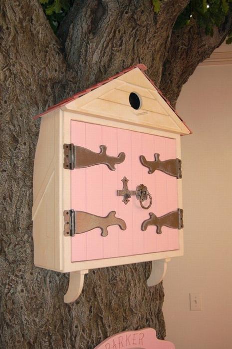 Сказочный дизайн комнаты для маленькой феи) (8) (465x700, 230Kb)