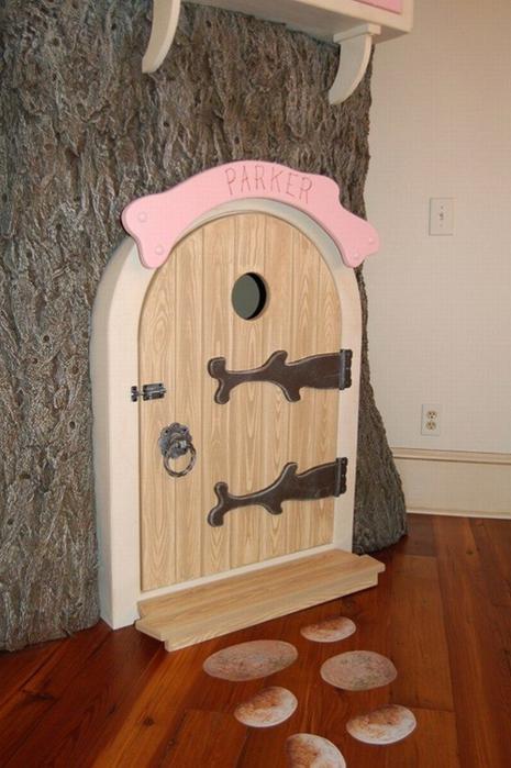 Сказочный дизайн комнаты для маленькой феи) (9) (465x700, 227Kb)
