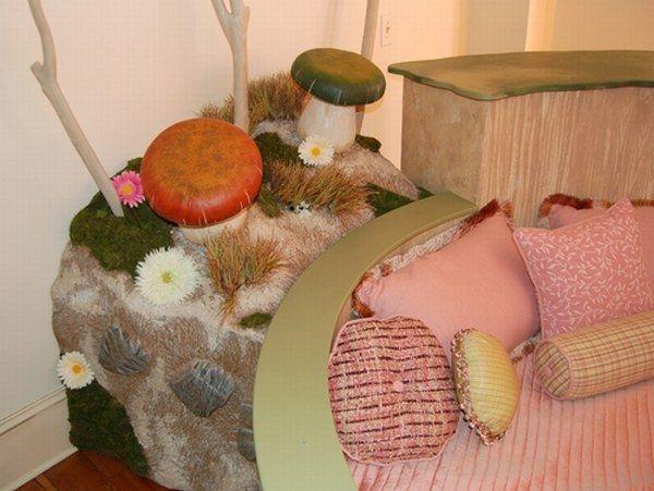 Сказочный дизайн комнаты для маленькой феи) (10) (600x451, 146Kb)