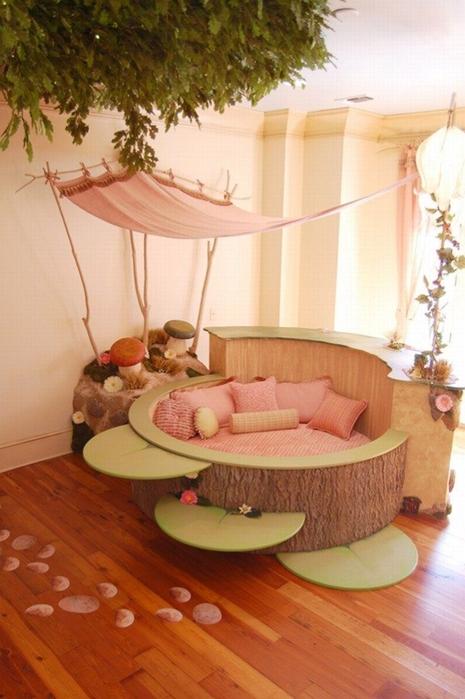 Сказочный дизайн комнаты для маленькой феи) (13) (465x700, 224Kb)