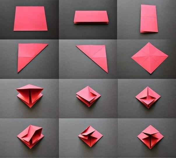 Оригами - схемы оригами из бумаги 99