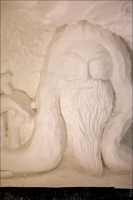 снежный грот в альпах фото 8 (466x700, 273Kb)