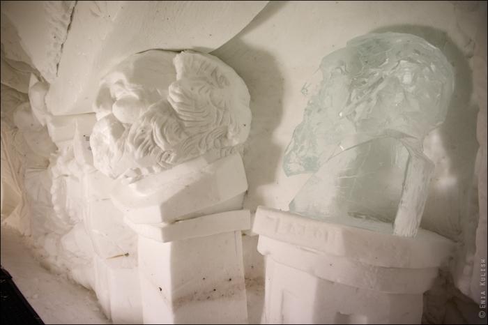 снежный грот в альпах фото 12 (700x466, 233Kb)
