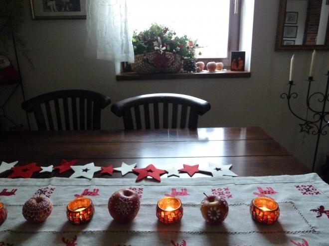 Ажурные яблочки к Рождеству. Очень красиво) (9) (660x495, 133Kb)