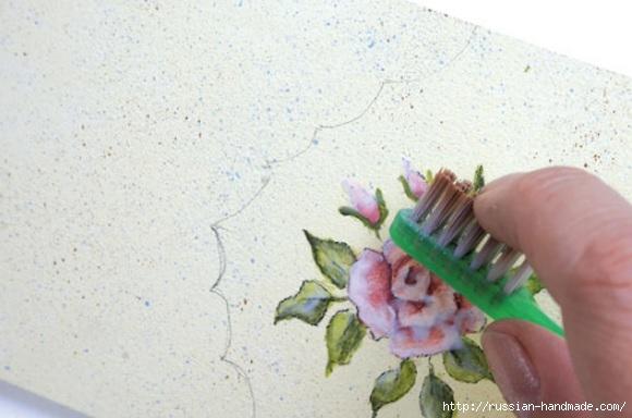 Фото мастер-класс по росписи стеклянной масленки (15) (580x384, 121Kb)