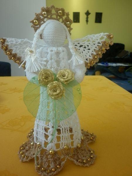 Рождественские ангелы крючком (32) (450x600, 114Kb)