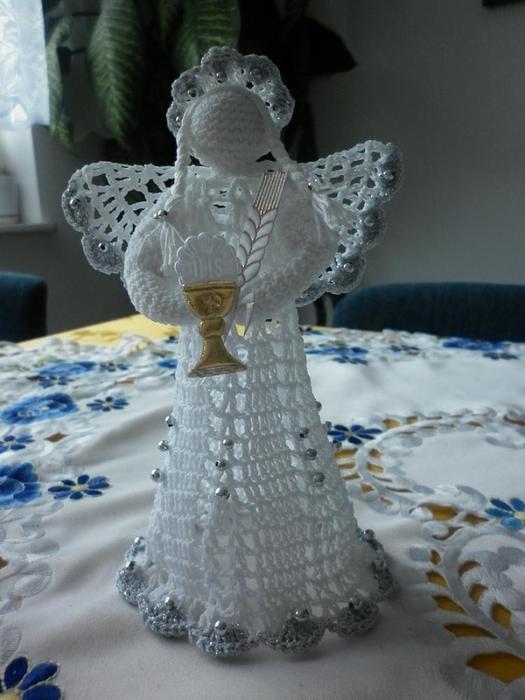 Рождественские ангелы крючком (61) (525x700, 221Kb)