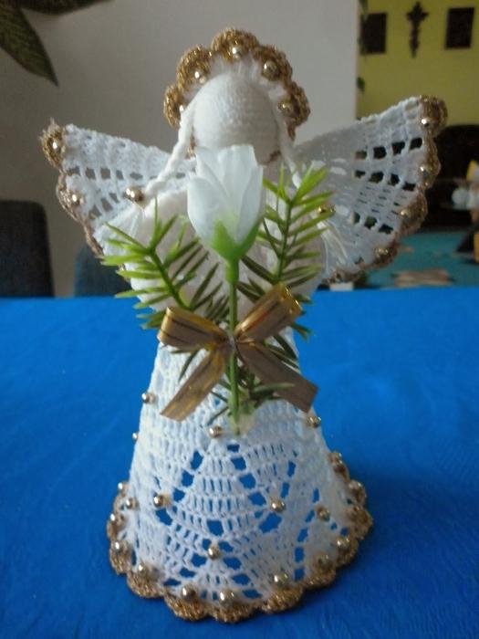 Рождественские ангелы крючком (83) (525x700, 226Kb)