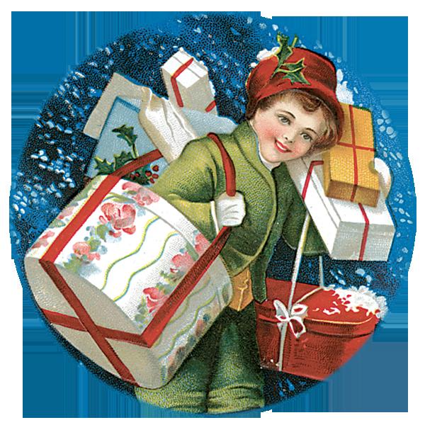 vintage-christmas-card-gift-tags-2x2-1 (600x600, 673Kb)